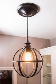 40 diy chandelier and ceiling light