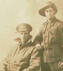 3625 Private Robert Thomas Gibson, WIA, 53rd Battalion AIF