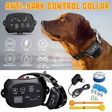 Amazon Com Yingzu Electric Dog Fence Pet Electronic Fence System Rechargeable Waterproof Collar Training Collar Wired Electronic Fence Yingzu Pet Supplies