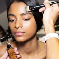 apply foundation like a makeup artist