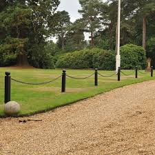 Driveway Chain Link Fencing Harrod Horticultural