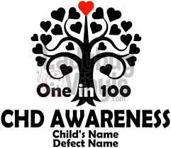 Chd Awareness Ladybugvinyls