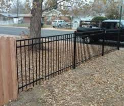 Wrought Iron Fence Post Spacing Building A Fence Metal Fence Panels Iron Fence