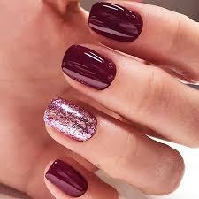 60 amazing burgundy nail designs you