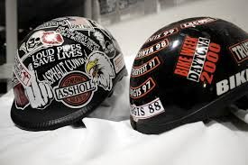 Badass Motorcycle Stickers For Helmets