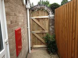 Gate To Measure Brick Arch Deanshanger