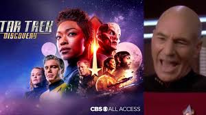 Star Trek Discovery 3x01 Ripped Off X ...