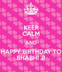birthday wishes bhabhi