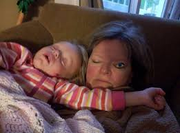 35 people caught napping in funny and