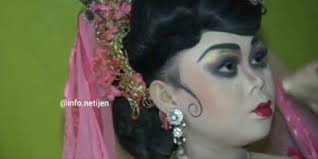 viral bukannya cantik make up ini