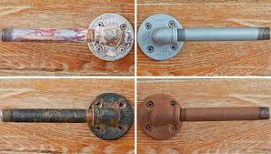 Metal Pipe Finishes