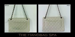 chanel handbag cleaning and repair