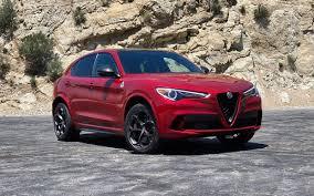 2021 Alfa Romeo Stelvio reviews, news, pictures, and video - Roadshow