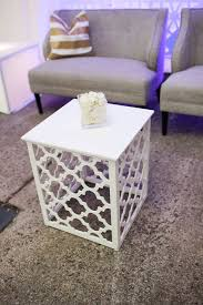 trellis side table archives southern