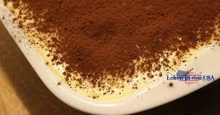tiramisu recipe but awsome with a
