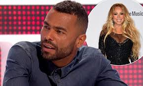 Ashley Cole baffled as he is told he may be related to MARIAH CAREY | Daily  Mail Online