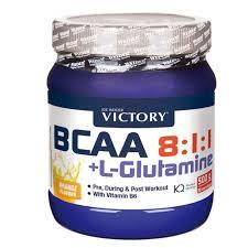 bcaa 8 1 1 l glutamine victory