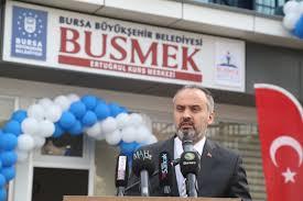 BUSMEK ÇITAYI YÜKSELTTİ | Bursa Son Dakika Haberleri - 16 Ajans
