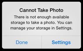 Iphone memory full? 5 top tips for making space | NIX ...
