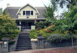 "National Register #91000042: Charles Edwin ""Pop"" Gates House in Medford,  Oregon"