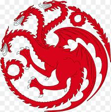 Daenerys Targaryen House Targaryen Sigil Decal Sticker Showcase Dragon Heart Png Pngegg