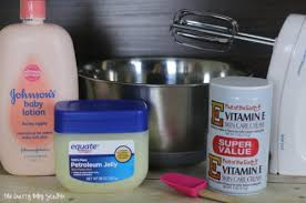 how to make the best lotion recipe