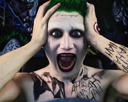 jared leto joker makeup tutorial themed