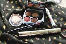 my autumn makeup look a model remends