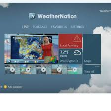 WeatherNation TV Joins Xbox 360 Lineup - Multichannel