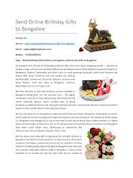 gifts to bangalore with shipping free