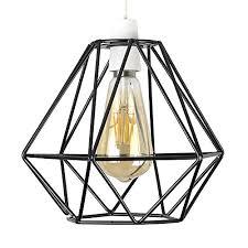 basket cage ceiling pendant light shade