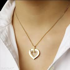 0 36 carat heart shaped yellow golden