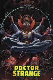 Marvel Comics Doctor Strange Meditating