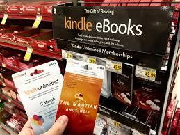 pilot program for e book gift cards