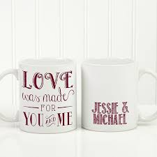 personalized r tic coffee mug love quotes