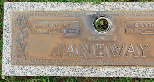 mary geraldine whiteside janeway 1916