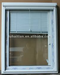 windows with built in blinds cost