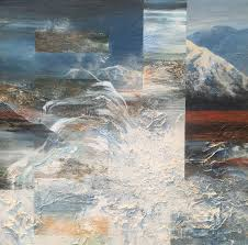 Enid Smith Becker | Glacial (2019) | Available for Sale | Artsy
