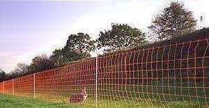 Electric Fence For Rabbits Portable Green W A Poultry Equipment Coast To Coast Vermin Traps