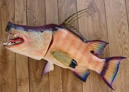 unique species florida fish mounts