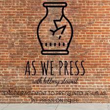 as we press (podcast) - hillary stewart | Listen Notes