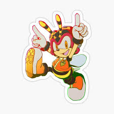 Sonic Knuckles Stickers Redbubble