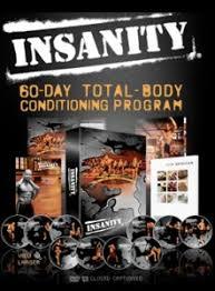 shaun t insanity workout program