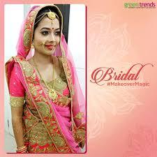bridal makeup in kelambm you