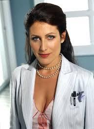 """Lisa Edelstein (as Dr. Lisa Cuddy) in """"House, M.D."""" (TV Series)   Lisa  edelstein, Lisa cuddy, Hugh laurie"""