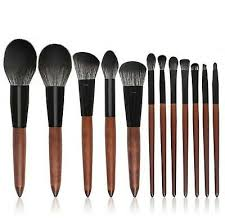 edary makeup brushes with case 9