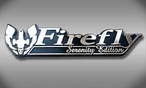 Firefly Serenity Edition Car Emblem Chrome Plastic Not A Etsy