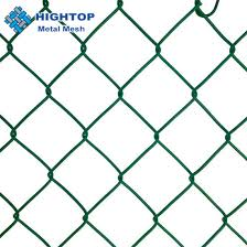 China Easy Installed Removable Portable Temporary Chain Link Fence China Chain Link Fence Chain Link Wire Mesh