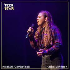 Abigail Johnston - TeenStar