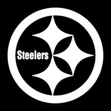 Pittsburgh Steelers Decal Sticker For Yeti Rambler Tumbler Coldster Beer Mug 4 99 Picclick